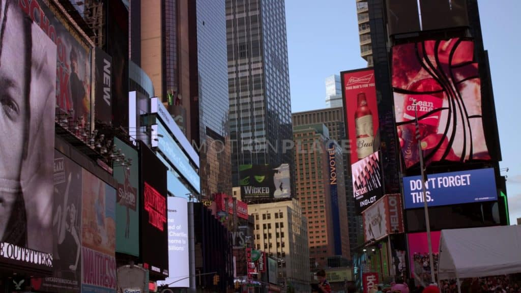 NYC Times Square Stock Footage. Download our free HD video footage, or purchase high quality 4K clips. Royalty Free licensing.