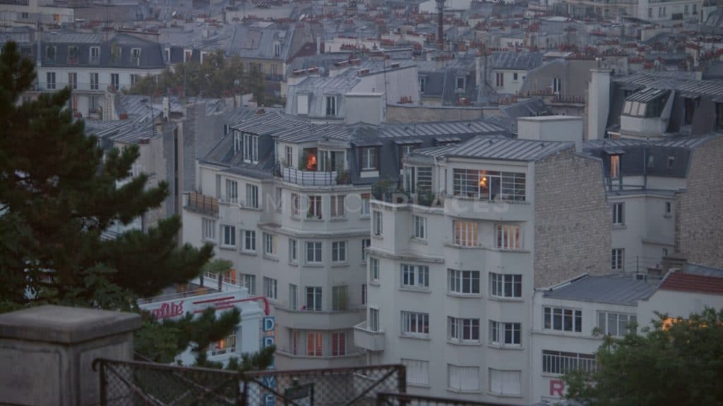 Paris Gray Morning Rooftops Free Stock Footage. Download our free HD video footage, or purchase high quality 4K clips. Royalty Free licensing.