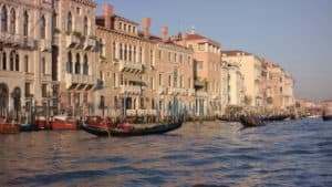Venice Grand Canal Sunny Stock Footage by Motion Places. Download our free HD video footage, or purchase high quality 4K clips. Royalty Free licensing.