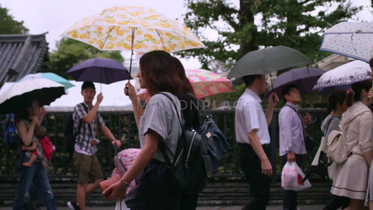 Tokyo Rainy Day Umbrellas Stock Footage by Motion Places. Download our free HD video footage, or purchase high quality 4K clips. Royalty Free licensing.