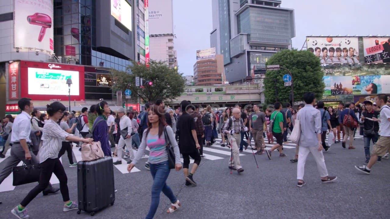 Tokyo Shibuya Crossing Crowd Stock Footage by Motion Places. Download our free HD video footage, or purchase high quality 4K clips. Royalty Free licensing.