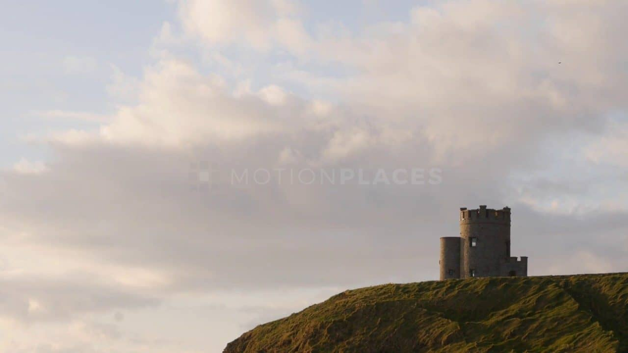 Ireland Castle Free Stock Footage