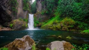 Oregon Toketee Falls Free Stock Footage by Motion Places. Download our free HD video footage, or purchase high quality 4K clips. Royalty Free licensing.