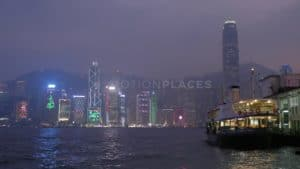Hong Kong Skyline Star Ferry Stock Footage by Motion Places. Download our free HD video footage, or purchase high quality 4K clips. Royalty Free licensing.