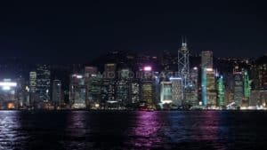 Central Hong Kong Skyline Night Timelapse Stock Footage by Motion Places. Download our free HD video footage, or purchase high quality 4K clips. Royalty Free licensing.