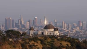 Griffith Observatory Skyline Free Stock Footage by Motion Places. Download our free HD video footage, or purchase high quality 4K clips. Royalty Free licensing.