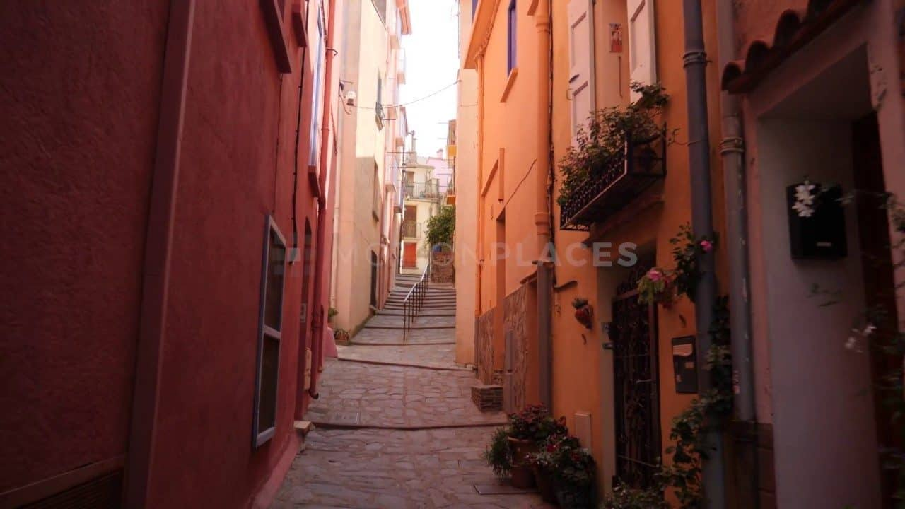Southern France Village Narrow Alley Stock Footage by Motion Places. Download our free HD video footage, or purchase high quality 4K clips. Royalty Free licensing.